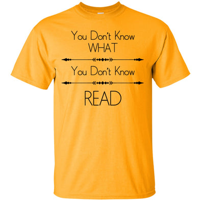 Reading - You Don't Know (2) Tee