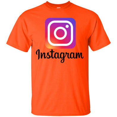 Social Media - Instagram Icon (2) Tee