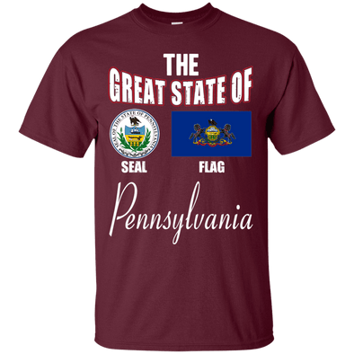 State Designs - Pennsylvania Tee