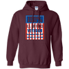 Sweatshirts - 100% Air Force Vet Pullover