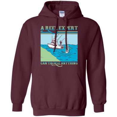 Sweatshirts - A Reel Expert Pullover