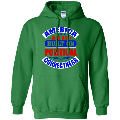 Sweatshirts - America Was Not Pullover