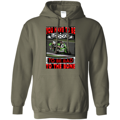 Sweatshirts - Bad To The Bone (1) Pullover