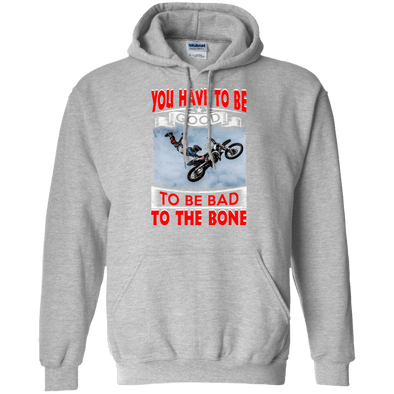 Sweatshirts - Bad To The Bone (2) Pullover