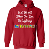 Sweatshirts - Be Yourself Pullover