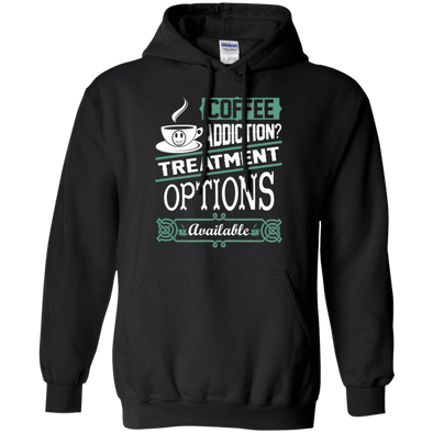 Sweatshirts - Coffee Addiction Pullover