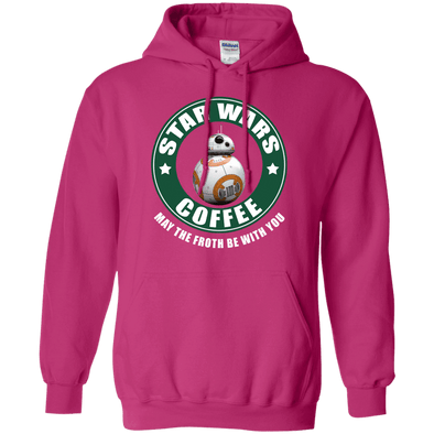 Sweatshirts - Coffee BB8 Pullover