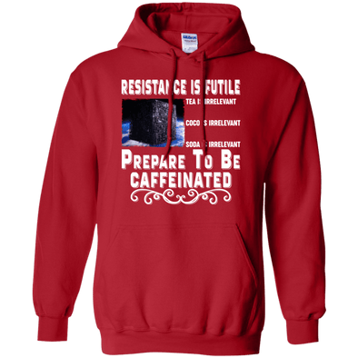 Sweatshirts - Coffee Borg (1) Pullover