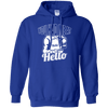 Sweatshirts - Coffee Hello Pullover