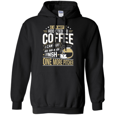 Sweatshirts - Coffee Pitcher Pullover