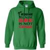 Sweatshirts - Compassion Because Pullover