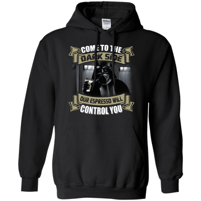 Sweatshirts - Dark Side Coffee Pullover