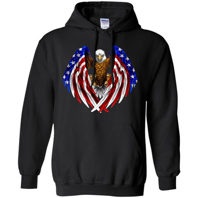 Sweatshirts - Eagle-Flag (2) Pullover