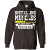 Sweatshirts - Installing Muscles Pullover