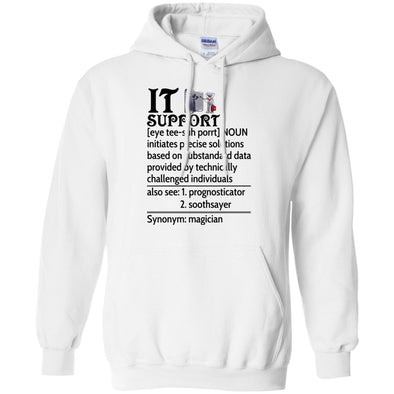 Sweatshirts - IT Support (2) Pullover