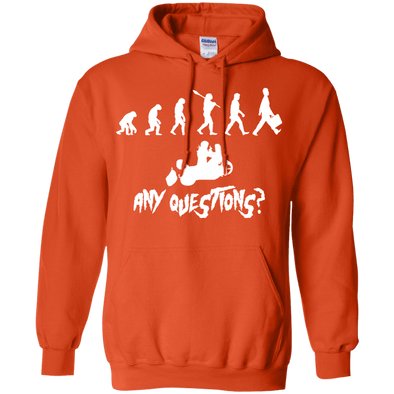 Sweatshirts - Motorcycle Evolution Pullover
