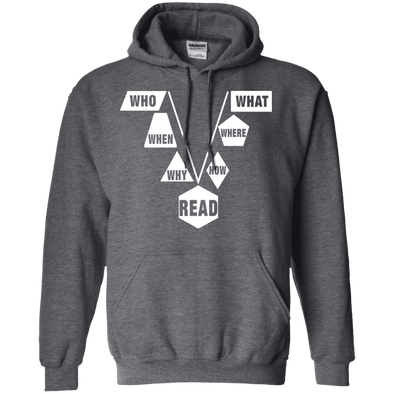Sweatshirts - Read Pullover