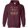 Sweatshirts - Santa Coming To Pullover