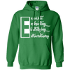 Sweatshirts - The E T-Shirt Pullover