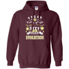Sweatshirts - The Final Step Pullover