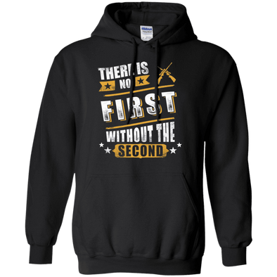 Sweatshirts - There Is No First Pullover