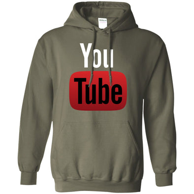 Sweatshirts - YouTube (2) Pullover