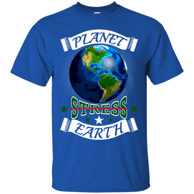 Unique - Planet Stress Tee