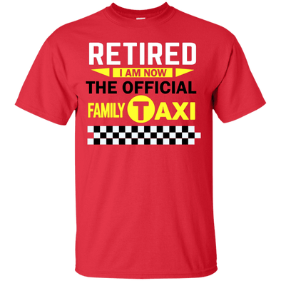 Unique - Retired Taxi Tee