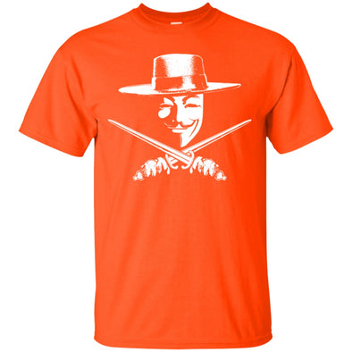 Unique - V-Guy Fawkes Tee