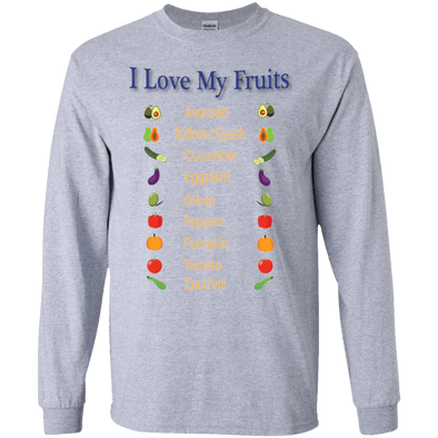 Veggie/Plant-Based - My Fruits LS