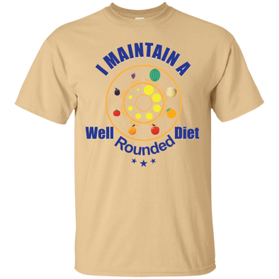 Veggie/Plant-Based - Rounded Diet Tee