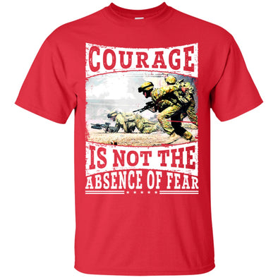 Veteran - Courage Is Not Tee