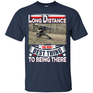 Veteran - Long Distance Tee