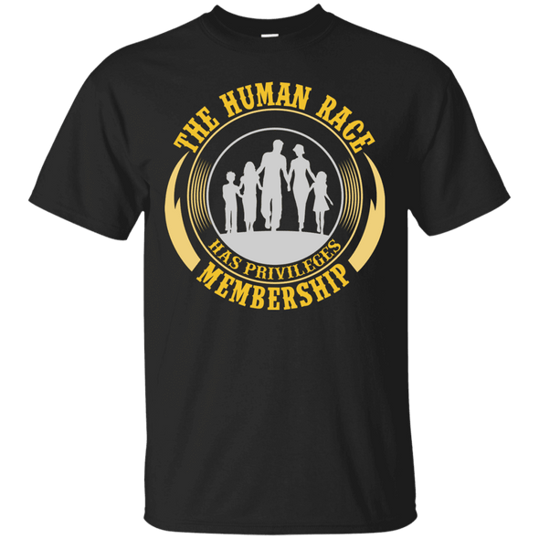 Words - The Human Race (1) Tee