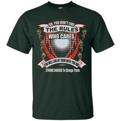 Words - The Rules Tee