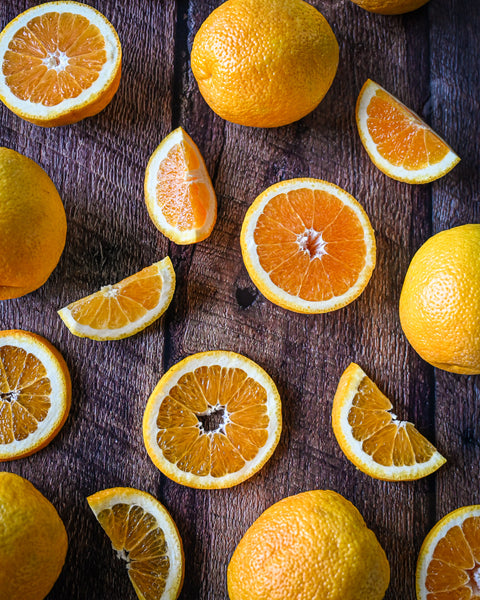 Are oranges good for dogs?