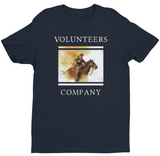 Navy Volunteers Shirt