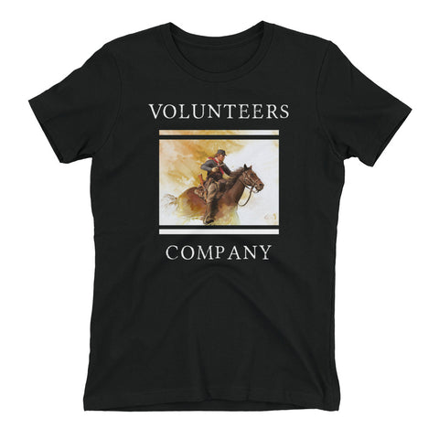 Black Volunteers Shirt