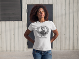 Women's Abraham Lincoln Chosen For Greatness T-Shirt