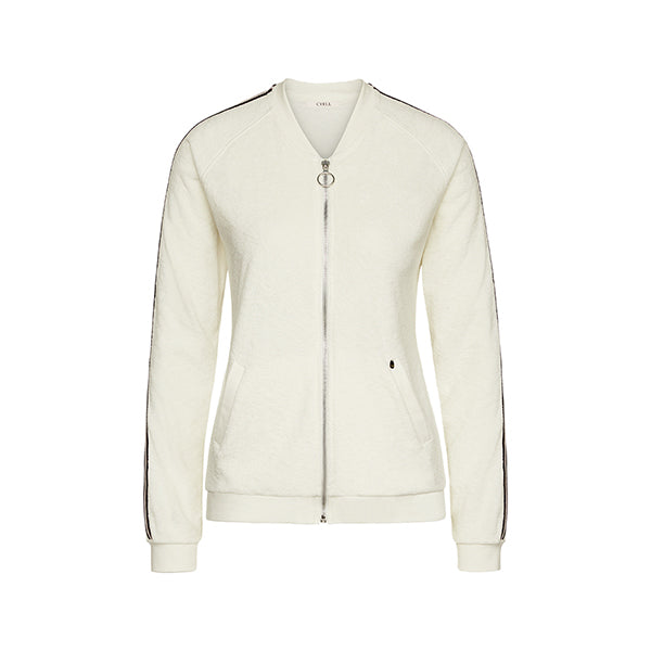 Cyell Teddy Touch | Long Sleeve Jacket - Lalingerie.ca