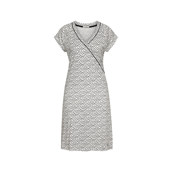 Cyell Spring Retreat | Wrap Short Sleeve Dress - Lalingerie.ca