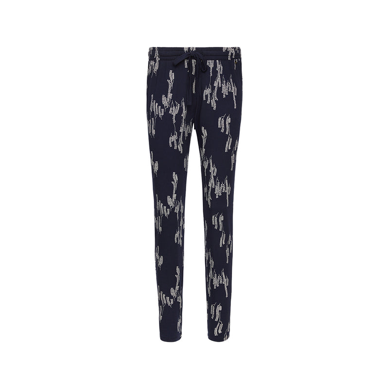 Cyell Tangled Up | Long Pyjama Trousers - Lalingerie.ca Lalingeire.ca, Canada, , small, medium, large, extra large, Cyell, pyjamas, homewear, sleepwear, bathrobes, swimwear, bikini, bikini top, bikini bottom,