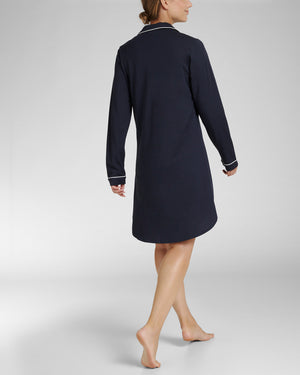 Cyell Solids | Long Sleeve Nightdress - Lalingerie.ca Lalingeire.ca, Canada, , small, medium, large, extra large, Cyell, pyjamas, homewear, sleepwear, bathrobes, swimwear, bikini, bikini top, bikini bottom,