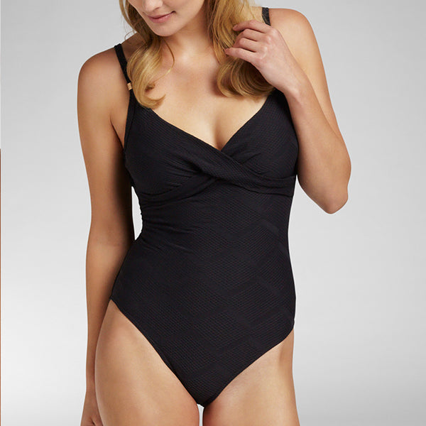 Cyell Texture | Bathing Suit - Lalingerie.ca