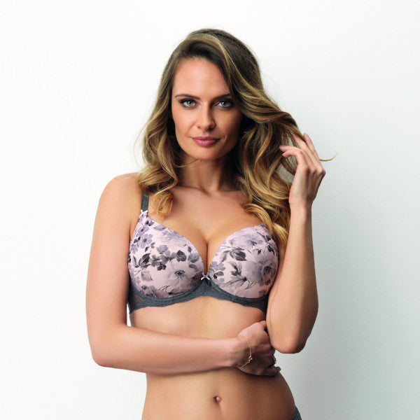 Scarlet by Corin Lingerie | Plunge Bra - lalingerie.ca online shop canada free shipping