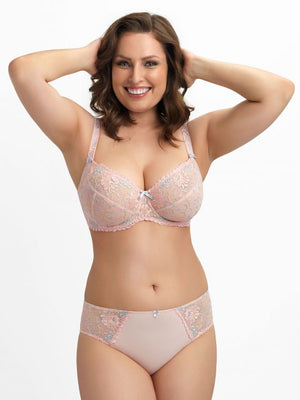 Selene by Corin Lingerie | Full Cup Bra | Blueberry