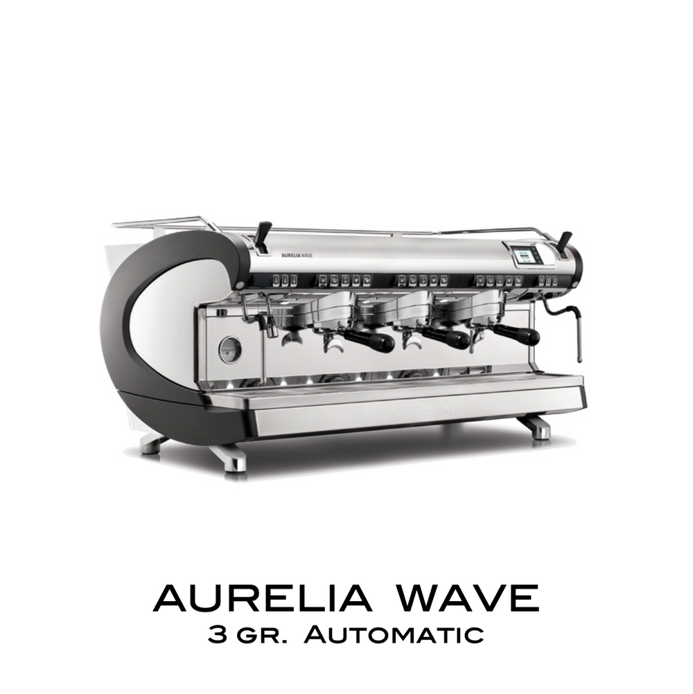 Aurelia Wave - 2 & 3 Group, by Nuova Simonelli