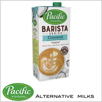 Pacific Foods - Alternative Barista Series Milk (12-pack case)