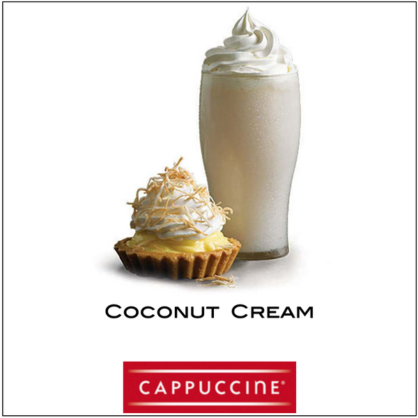 Cappucine- Coconut Cream - limited supply left!