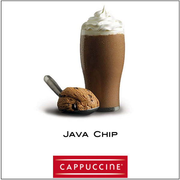 Cappucine- Java Chip